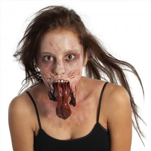 Lengua de Zombie The Walking Dead