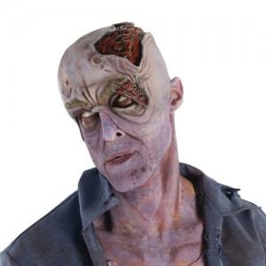 Máscara Cerebro de Zombie The Walking Dead