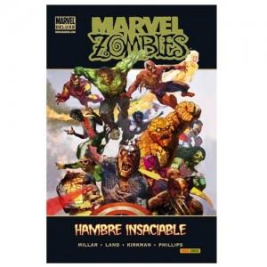 Marvel Zombies: Hambre Insaciable (Marvel Deluxe)