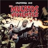 Calendario Los Muertos Vivientes 2013