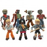 The Walking Dead Minimates Serie 2