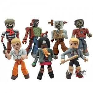 The Walking Dead Minimates Serie 2