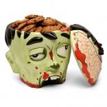 Bote de Galletas Cabeza Zombie