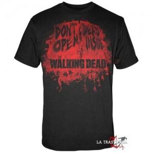 """Camiseta Walking Dead """"Dead In"""""""