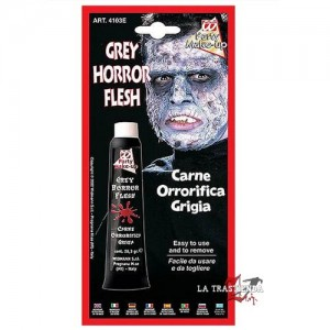 Carne de Zombie Gris