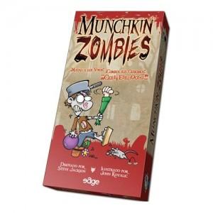 Munchkin Zombies: Matad a los Vivos