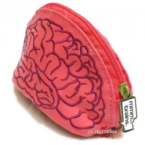 Monedero de Cerebro Zombie
