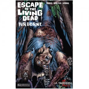 Escape Of The Living Dead. Airborne