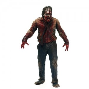 Zombie Biter Figura The Walking Dead