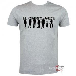 Camiseta El Cuarto Jinete