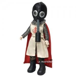 Muñeca Guerra Living Dead Dolls: Los Cuatro Jinetes del Apocalipsis