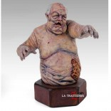 The Walking Dead Busto Zombie del Pozo