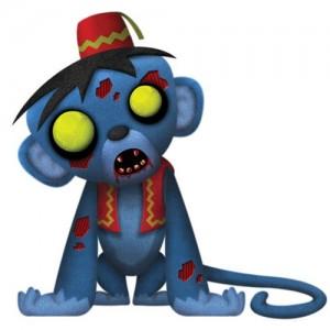 Peluche Zombie Jangles Creepy Cuddlers Serie 2