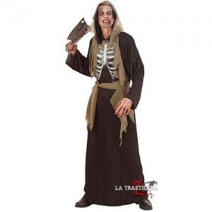 Disfraz de Zombie con Esqueleto