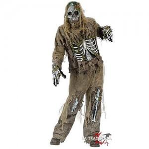 Disfraz de Zombie Esqueleto