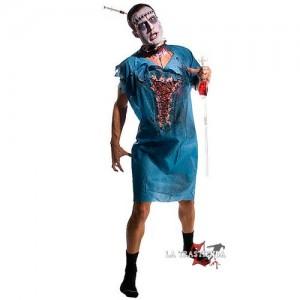 Disfraz de Paciente Zombie