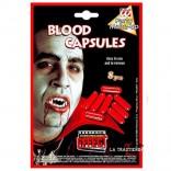 Set Cápsulas de Sangre