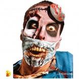 Mascarilla Doctor Dientes Zombie