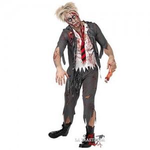 Disfraz de Estudiante Zombie Chico