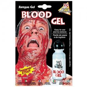 Maquillaje Efecto Sangre