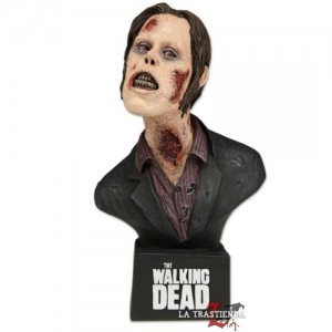 Tank Busto The Walking Dead