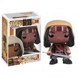 Michonne Cabezón The Walking Dead