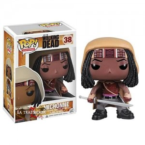 Michonne Cabezón The Walking Dead Serie 2
