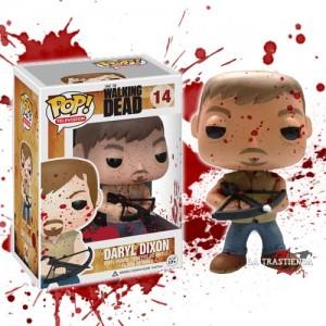 Daryl Dixon Cabezón The Walking Dead Serie 1 (Salpicado de Sangre)