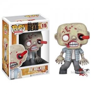 Zombie de la Autocaravana Cabezón The Walking Dead Serie 1