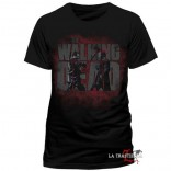 Camiseta The Walking Dead Axed Zombie