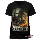 Camiseta The Walking Dead Poster