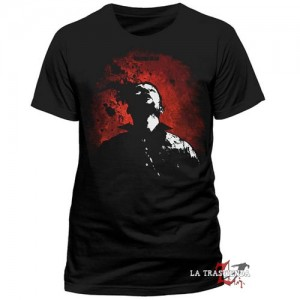 Camiseta The Walking Dead Shot To The Head