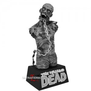 Hucha Zombie The Walking Dead B&N