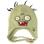 Gorro de Esquí Face Plants vs Zombies