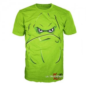 Camiseta Plants vs Zombies Green Walnut