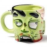 Taza Cabeza Zombie