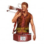 Daryl Dixon Busto The Walking Dead