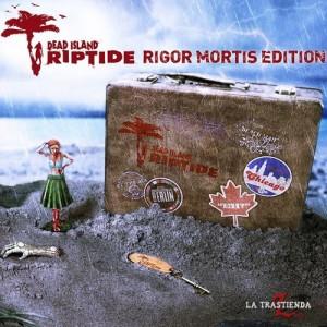 Cofre Deluxe Rigor Mortis Dead Island Riptide