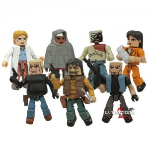 The Walking Dead Minimates Serie 4