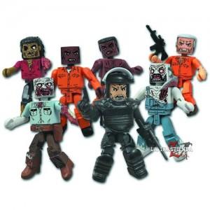 The Walking Dead Minimates Serie 3
