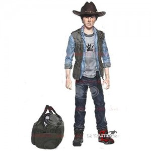 Carl The Walking Dead Serie 4