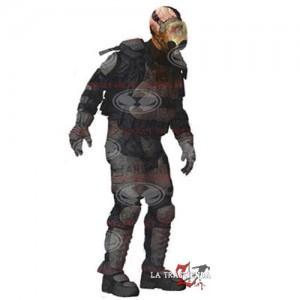 Zombie Máscara de Gas The Walking Dead Serie 4