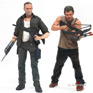 Hermanos Dixon The Walking Dead Serie 4