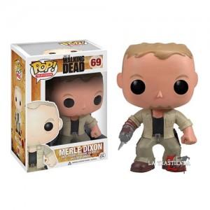 Merle Cabezón The Walking Dead Serie 3
