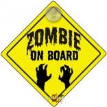 Señal Zombie On Board