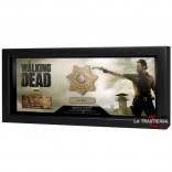 Réplica Placa de Sheriff Rick Grimes The Walking Dead