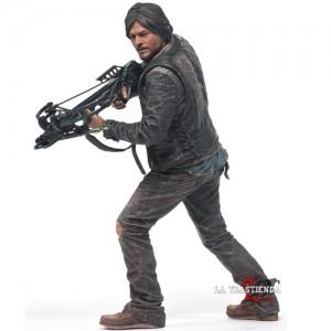 Daryl Dixon Figura Deluxe The Walking Dead