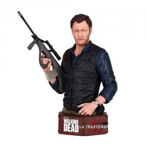 El Gobernador Busto The Walking Dead