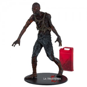 Zombie Carbonizado The Walking Dead Serie 5