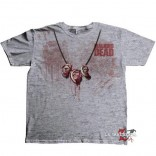 Camiseta Collar de Orejas The Walking Dead